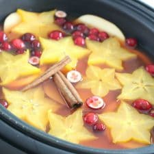 Slow Cooker Holiday Punch 1 650