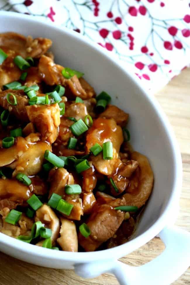 Instant Pot Filipino Adobo Chicken Kitchen Dreaming
