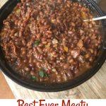 Best ever Baked Beans 7 PT