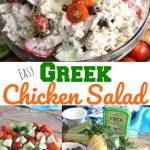 Greek Chicken Salad 6PT