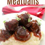 Bourbon Meatballs PT 5 1