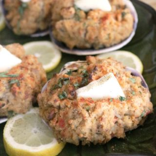 New England-Style Stuffed Clams (Stuffed Quahogs)