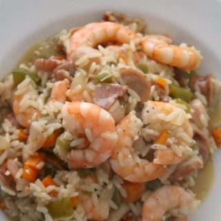 Lowcountry Shrimp Perloo