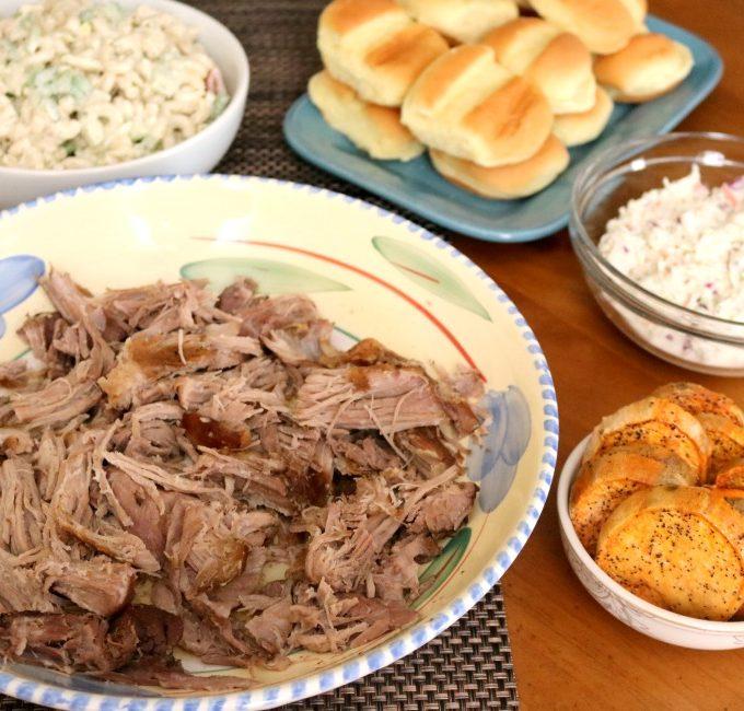 Slow Cooker 3-Ingredient Kalua Pork
