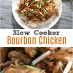 Slow cooker bourbon chicken 5 pt