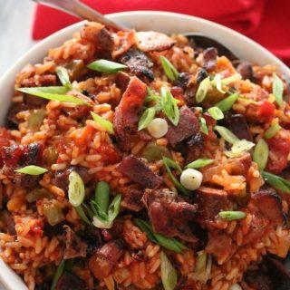 Charleston Red Rice 6 650