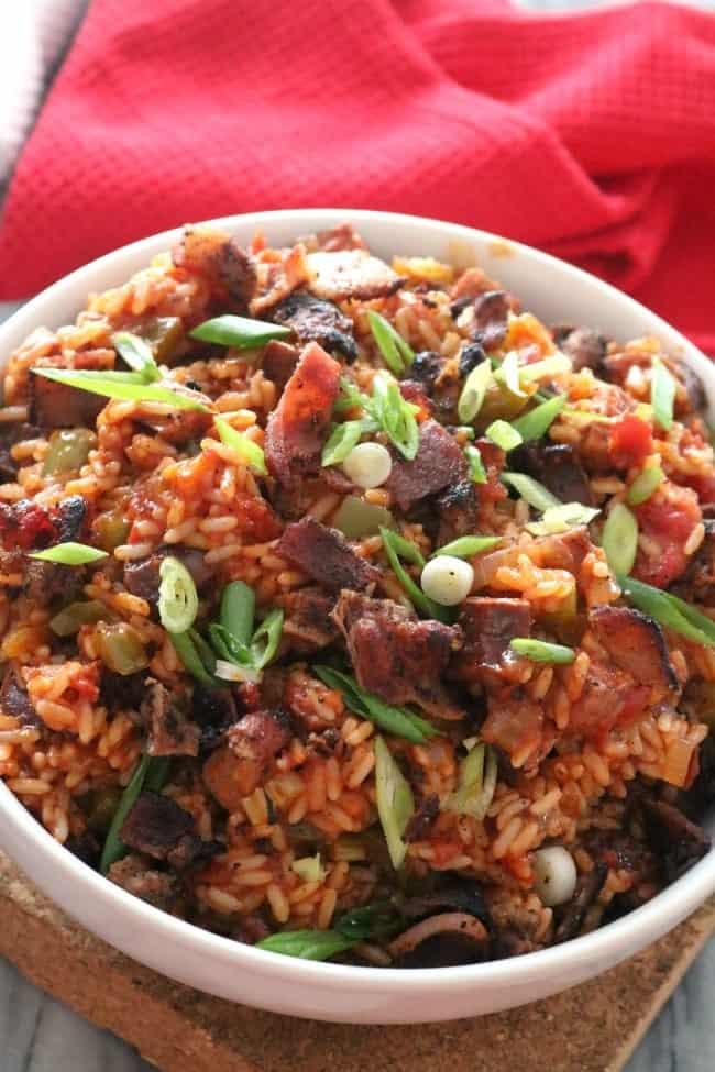 Charleston Red Rice 7 650