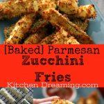 Parmesan Zucchini Fries 6 PT