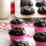 Bakery Style Chocolate Muffins 4 600