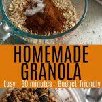 Homemade Granola 6 650 PT