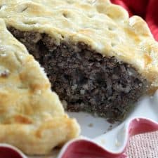 French Meat Pie 4