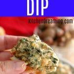 Hot Spinach Dip MAIN