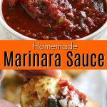 Homemade Marinara 4