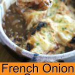 French Onion Soup 8