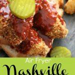 Air Fryer Nashville Hot Chicken 6 PT