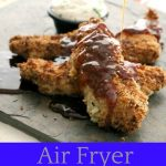 Air Fryer Sweet Spicy Sticky Chicken Wings 6