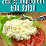 Super Creamy Egg Salad MAIN