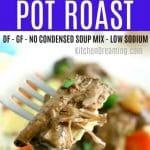 Crock Pot Pot Roast  Main