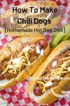 Hod dog chili 2