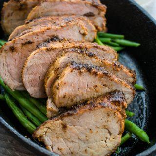 Roasted Pork Tenderloin 18