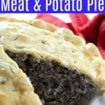 Tourtiere French Meat Pie Image