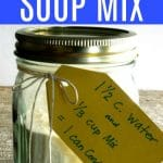 Homemade Condensed Soup Mix MAIN image