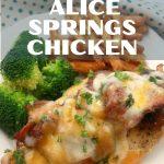 Alice Springs Chicken 3