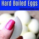 Easy Peel Hard Boiled Eggs MAIN