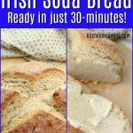 No Yeast Irish Brown Soda Bread MAIN
