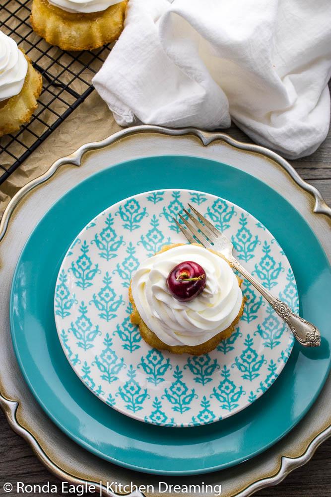 Pineapple Upside Down Cakes 35