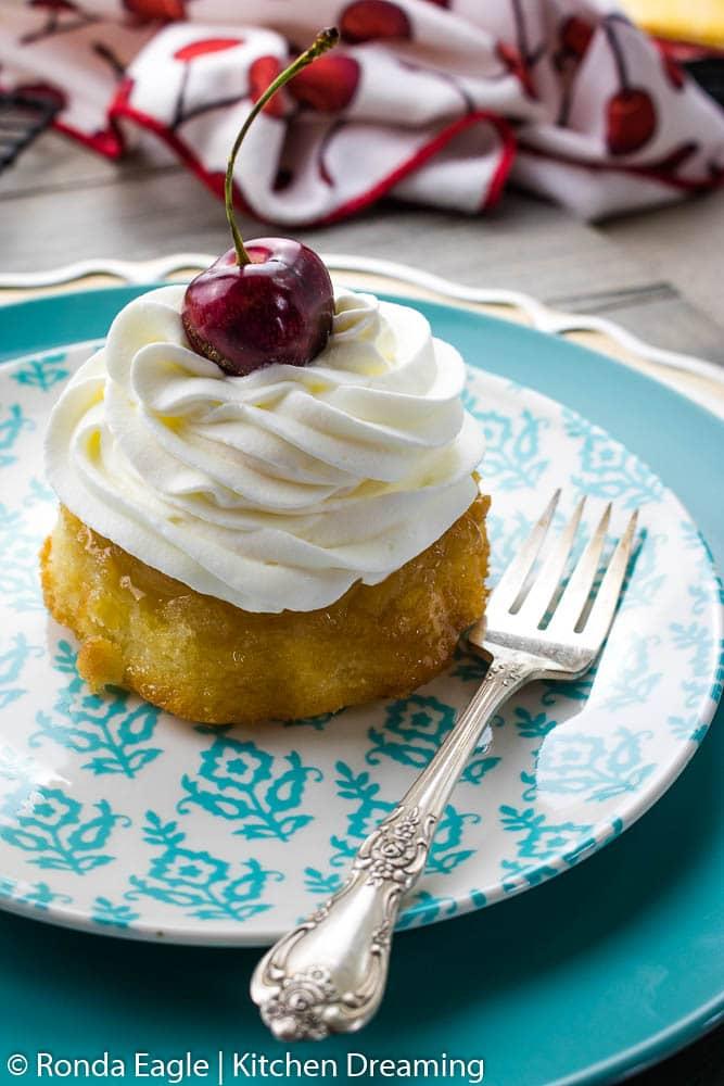Pineapple Upside Down Cakes 40