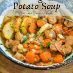 Sausage and Potato Soup 6