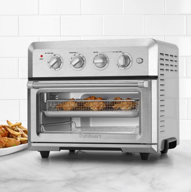 Image of the Cuisinart brand air fryer.