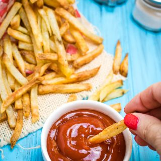 Air Fryer French Fries 14