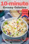 Creamy coleslaw 2