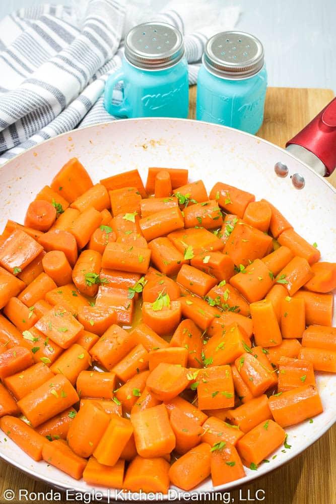 Glazed Carrots 6
