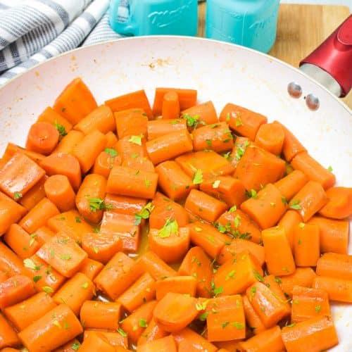 Glazed Carrots 7