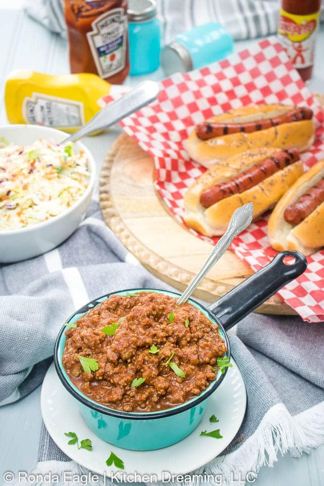 Hot Dog Sauce 2