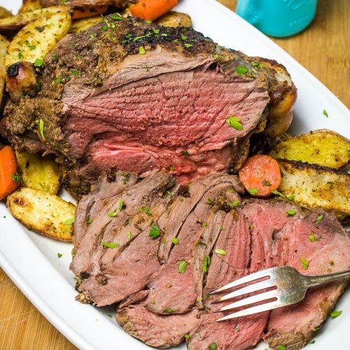 Rotisserie Lamb 6