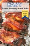 easy oven baked country pork ribs 3